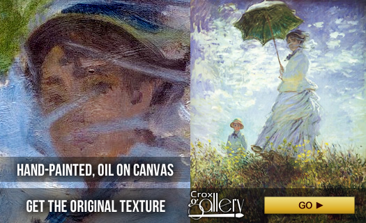 Purchase an impressionist painting