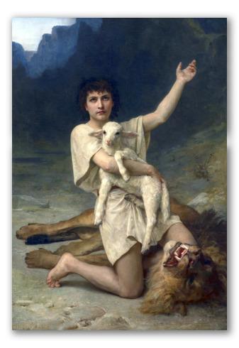 The Shepherd David