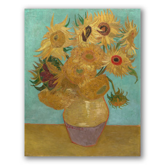 Sunflowers 1888-89